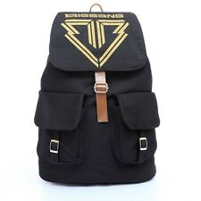 BIGBANG KPOP V.I.P CANVAS SCHOOL BAG BACKPACK NEW
