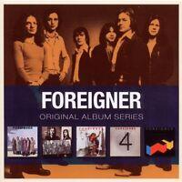 """FOREIGNER """"ORIGINAL ALBUM SERIES"""" 5 CD NEU"""