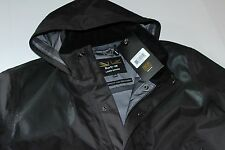 Barbour Land Rover Grindon Jacket Black MWB0421BK11 $729 NWT XXL XX-Large