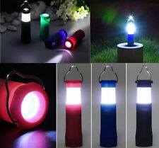 3W Tent Camping Lantern Light Hiking LED Flashlight Torch Outdoor Lamp