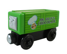 100% Original Car Thomas Friends The Tank Train Wooden Child Toy Engine HC413