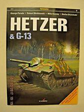 Hetzer & G-13 (Photosniper) # 2  Kagero (No Masking Foil Included)