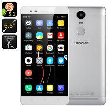 "Lenovo K5 Note 5.5"" Smartphone 4G Android Octa Core Dual SIM 3GB RAM 32GB Unlock"