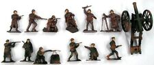 World War 2 Plastic Russian Infantry Soldiers Set PYS41 NEW In BAG!