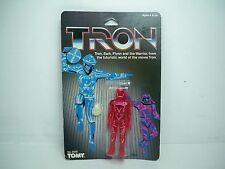 D0505061 SARK FIGURE TRON MOC MINT ON CARD 1982 TOMY TOYS RARE BLISTER