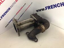 RENAULT NISSAN DACIA 1.5 DCI EGR VALVE PIPE WORK COOLER EXHAUST GAS