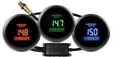 Innovate LC2 Wideband O2 & DB 52mm Kit (RED Gauge) Display LC-2 Tuner Combo