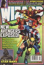 WIZARD THE COMICS MAGAZINE # 163 - MAY 2005 - 8.5