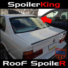 BMW e34 5 series Rear Roof Spoiler Window Wing 1986-1996 525i 535i 525i 540i m5