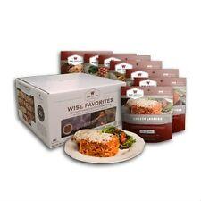 Wise Foods Favorites-Box Kit - Camping/ Hiking/ Emergencies