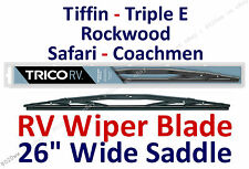 "Wiper Blade Tiffin Motorhomes, Triple E, Rockwood, Safari, Coachmen RV 26"" 67261"