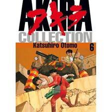 AKIRA COLLECTION 6 - RISTAMPA - PLANET MANGA - PANINI - NUOVO