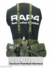 Paintball Harness (Woodland) [DJ3]