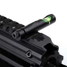Scope Sight Rifle Gun Spirit Level Bubble FITS 20mm Weaver Rail