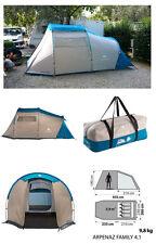 Tenda Decathlon Quechua ARPENAZ FAMILY 4.1 - 4 posti usata 2 gg per un w/e