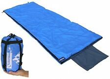OutdoorsmanLab Compact Lightweight Camping Sleeping Bag For Backpacking, Summer