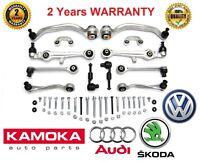 # SUSPENSION CONTROL ARMS WISHBONE KIT Audi A4 A6 VW Passat B5 C5 4B 8D SUPERB