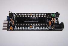 RKAT40c Compact Project PCB for 40 pin ATMEL and Sanguino ATMega1284p UK Seller