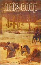 Amis-Coop n°183 - 1977 - Médecin - Puvis de Chavannes - Russie traditionnelle