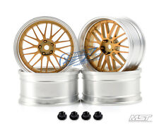 MST Gold LM offset changeable wheel set (4 PCS) 102081GD New
