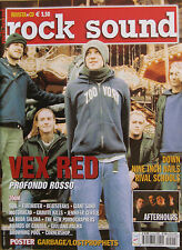 ROCK SOUND 48 2002 Vex Red Afterhours Down Rival Schools Drowning Pool Soil Tree