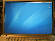 "Apple Powerbook G4 A1106 15"" 1.5GHz or 1.67GHz LCD Display, 15.2"" & Hinges"