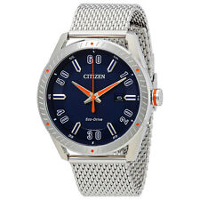 Citizen Drive Blue Dial Mens Watch BM6990-55L
