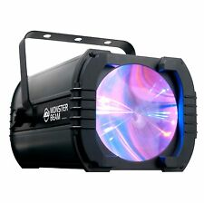 American DJ ADJ Monster Beam RGBAW LED DMX Moonflower Sound Active Light Effect