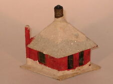 C6 Figural House Nippon Japan Christmas Light Antique C-6 Tested Working 1930's