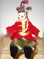 Katherine's Collection Wayne M Kleski Toy Soldier Shelf Sitter With Tags