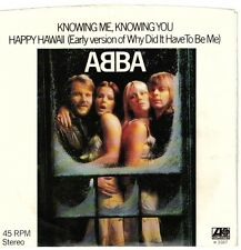 ABBA  (Knowing Me, Know You)  Atlantic 3387 = PS ONLY