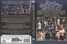 SOME ENCHANTED EVENING - RICHARD RODGERS TRIBUTE GALA - JUDI DENCH ETC.- DVD