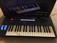 Novation UltraNova 37-key Synthesizer, USB Controller & Audio Interface, Vocoder