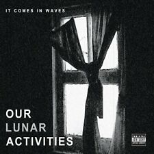 Our Lunar Activities - It Comes in Waves (2006)  CD EP  NEW/SEALED  SPEEDYPOST