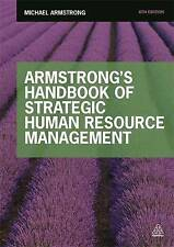 Armstrong's Handbook of Strategic Human Resource Management, Armstrong, Michael,