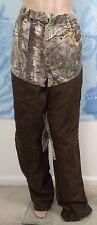 Wrangler PG101AX Pro Gear Field Pant/brown& camouflage jeans,36 x 34-TORN
