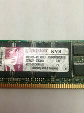 Kingston 1G ECC Registered DDR 400 (PC 3200) Server Memory Model KVR400D8R3
