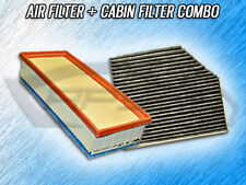 AIR FILTER CABIN FILTER COMBO FOR 2011 2012 2013 2014 2015 AUDI Q5 - 2.0L ONLY