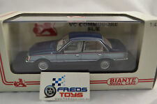 1:43 Holden Commodore VC SL/E Nocturn Blue / Atlantis Blue diecast model