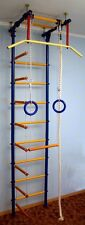 Shipboy1.1U - Children's Home Gym Swedish Wall Kids with Accessories