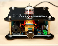 Little BEAR P1 BLACK 12AU7 6922 Valve Tube Headphone Amplifier amp preamplifier