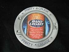 Budweiser Bud Light Party Cruise Coaster