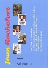 Jean Rochefort  Collection 5. NO  Subtitles. Français.