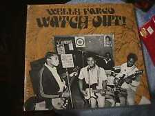 Wells Fargo – Watch Out! SEALED Now-Again VINYL ME PLEASE LP  new