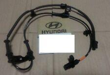 2012-2014 HYUNDAI I30 GD GENUINE BRAND NEW LH FRONT ABS SENSOR