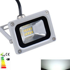 10W LED Flood Light Lamp Spotlight IP65 Outdoor Security Garden Bulb 220V