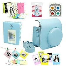 Top Camera Bag Case Frame Album Sticker Accessories for Fujifilm Instax Mini 8