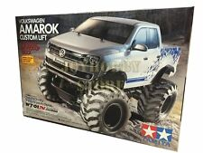 Tamiya 58603 1/10 RC Volkswagen Amarok WT01 Custom Lift Pick-up
