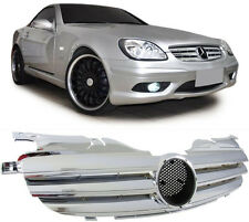 Mercedes SLK R170  SPORT GRILL KÜHLERGRILL CL LOOK CHROM
