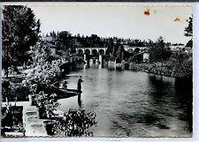 CP 87 HAUTE-VIENNE - Saint-Léonard-de-Noblat - Viaduc vieux Pont sur la Vienne